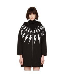Neil Barrett   Oversized Thunderbolt Fairisle Dress