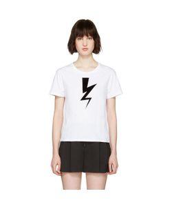 Neil Barrett | Thunderbolt Patch T-Shirt