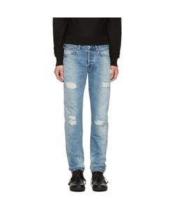 PS PAUL SMITH | Ps By Paul Smith Ripped Slim Jeans