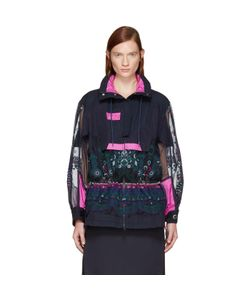 Sacai | Tribal Lace Jacket