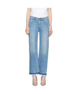 Valentino | Fringe Jeans