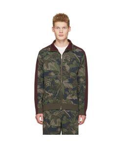 Valentino | Tropical Camo Zip Jacket