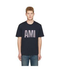 Ami Alexandre Mattiussi | Cotton Letters T-Shirt