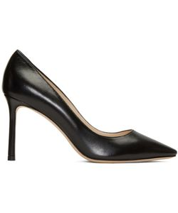 Jimmy Choo | Leather Romy Heels