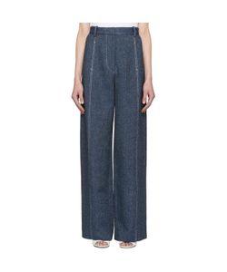 ROSETTA GETTY | High-Rise Trousers