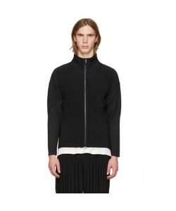 HOMME PLISSE ISSEY MIYAKE | Homme Plissé Issey Miyake Classic Pleats Track Jacket