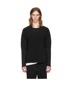 HOMME PLISSE ISSEY MIYAKE | Homme Plissé Issey Miyake Classic Pleats Long Sleeve T-Shirt
