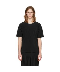 HOMME PLISSE ISSEY MIYAKE | Homme Plissé Issey Miyake Classic Pleats Basic T-Shirt