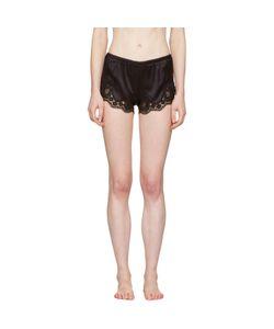 Dolce & Gabbana | Dolce And Gabbana Lace-Trimmed Sleep Shorts