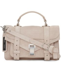 Proenza Schouler | Suede Tiny Ps1 Satchel