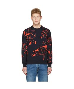 PS PAUL SMITH | Ps By Paul Smith Dice Pullover