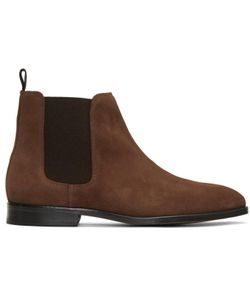 PS PAUL SMITH | Ps By Paul Smith Suede Gerald Chelsea Boots