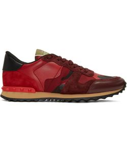 Valentino | Camo Rockrunner Sneakers