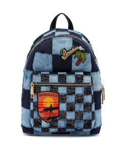 Marc Jacobs | Denim Patchwork Backpack