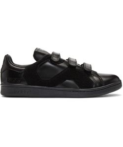 Raf Simons | Adidas Originals Edition Stan Smith Comfort Badge Sneakers