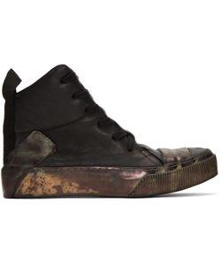 BORIS BIDJAN SABERI | Bamba 1 High-Top Sneakers