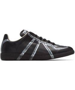 Maison Margiela | And Painted Lines Replica Sneakers