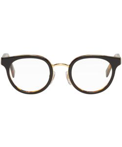 Super | And Tortoiseshell Numero 22 Glasses