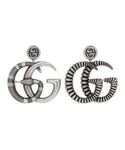 acdb3f83e Женское 8062 Antic Bee Motif Earrings Gucci 13045463318