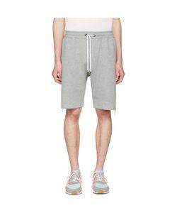Pyer Moss | Evans Zip Shorts