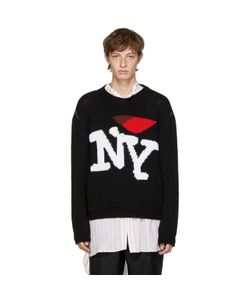 Raf Simons | I Love Ny Sweater