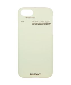 OFF-WHITE   Corporate Iphone 7 Case