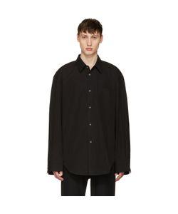 VETEMENTS   Comme Des Garçons Edition Oversized 80s Shirt
