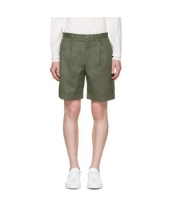Éditions M.R | Pleated Shorts