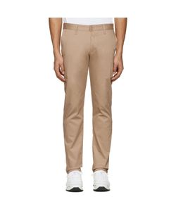 Naked & Famous Denim | Naked And Famous Denim Slim Chino Trousers