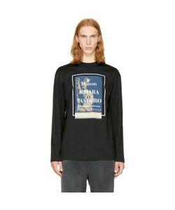 MIHARA YASUHIRO | Long Sleeve Logo T-Shirt