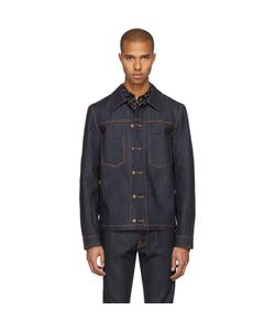Nudie Jeans Co | Exclusive Dry Selvedge Denim Ronny Jacket