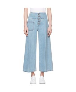 Marc Jacobs | Wide-Leg Jeans
