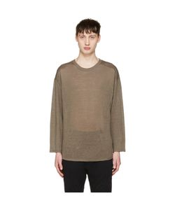 CHRISTIAN DADA   Linen Pullover