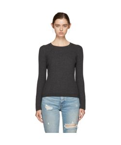 T By Alexander Wang | Hook Eye Crewneck Sweater