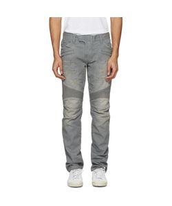 Balmain | Biker Rib Jeans