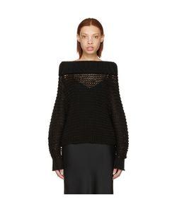 Calvin Klein Collection | Ebner Off-The-Shoulder Sweater
