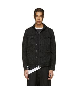 11 BY BORIS BIDJAN SABERI | Metric Laser Denim Jacket