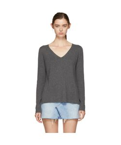 T By Alexander Wang | V-Neck Sweater