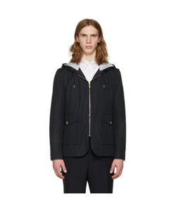 Moncler Gamme Bleu | Down Hooded Jacket