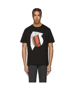 Neil Barrett | Marble Modernist T-Shirt