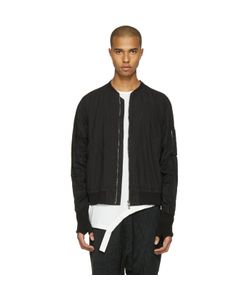 THE VIRIDI-ANNE | Zip-Up Bomber Jacket