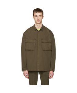 JUUN.J | Oversized Military Shirt