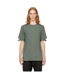 Helmut Lang | Slash Sleeve T-Shirt