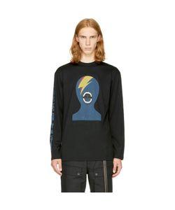 MIHARA YASUHIRO | Long Sleeve Face T-Shirt