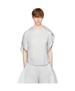 PLEATS PLEASE BY ISSEY MIYAKE | Alt Leaves T-Shirt