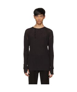 Isabel Benenato | Side Placket Henley