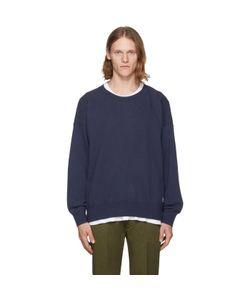 Visvim   Vintage Basic Stencil Jumbo Sweatshirt