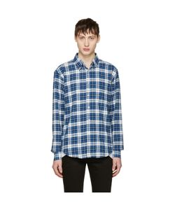 Naked & Famous Denim | Naked And Famous Denim And Dobby Check Shirt