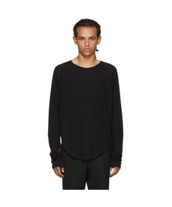 Haider Ackermann | Long Sleeve Ribbed T-Shirt