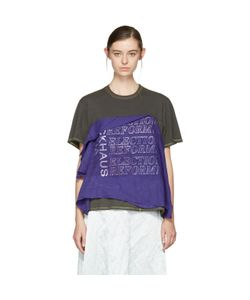 ECKHAUS LATTA | And Reformation T-Shirt